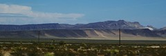 desert near Las Vegas