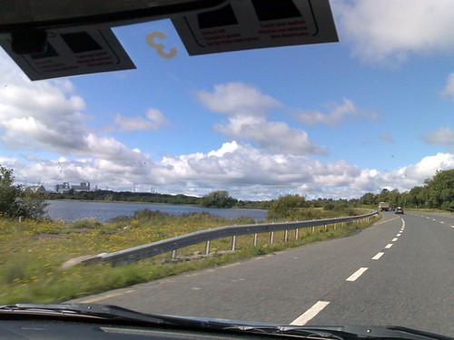 Driving North on the N4, Roscommon
