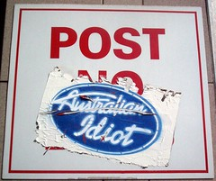 Post No Idiots