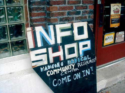 Info Shop