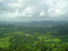 From top of Tamahini Ghat