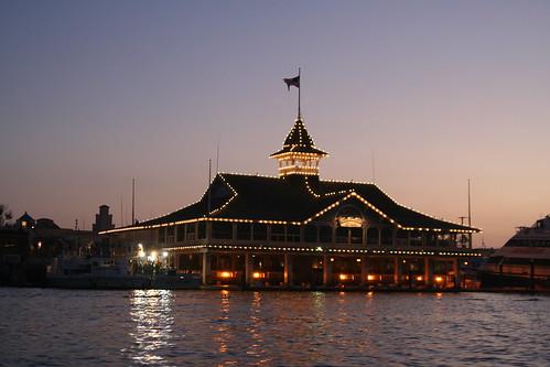 Newport Beach Pavilion