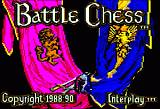 Battle Chess Main Screen