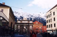 Alpes 227 - Innsbruck