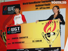 Highlights from the WGT 2006 Finals - Youth SG