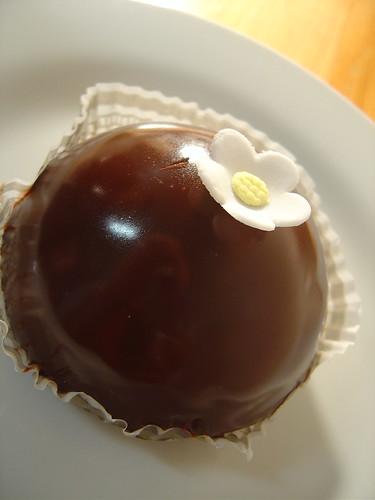 Miette's Scharffen Berger Cake