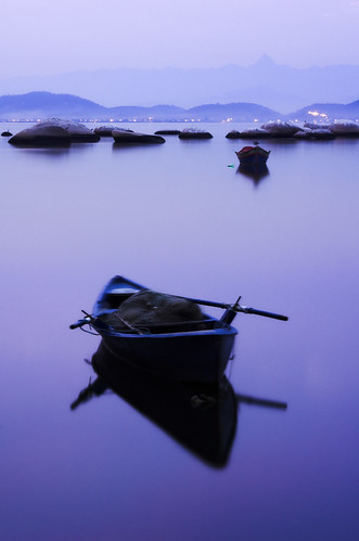 Barco Azul (Blue Boat)