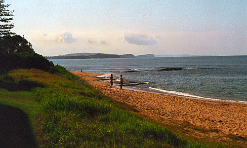 collaroy basin looking to long reef