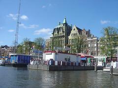 Amsterdam Krachtenrundfahrt - Start