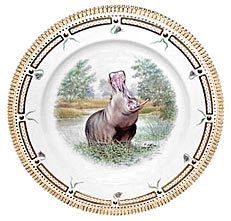 Hippo Plate