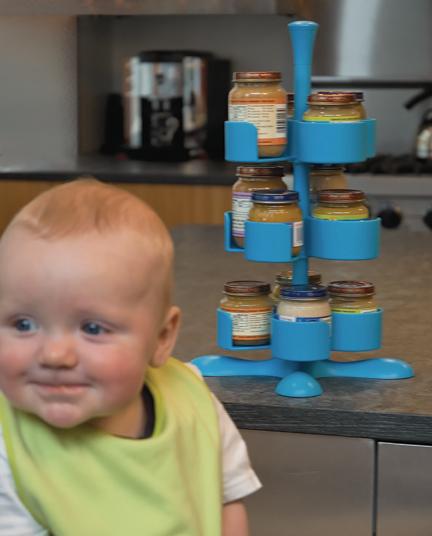 Skip Hop Chow Nursery Essential