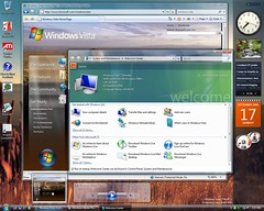 Windows Vista RC1 Screenshot