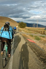 Cycle ORegon Day 6 to Athena, OR