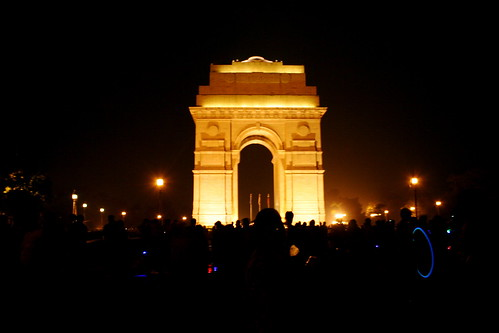 India Gate, by ramkrsna