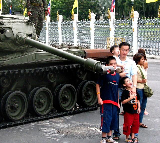 Bangkok Coup