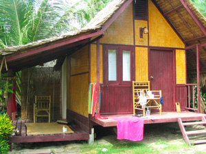 Baan Panburi New Island Hut