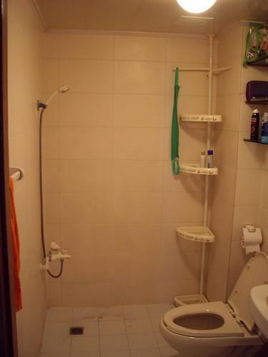 On Korean Bathrooms