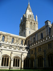 Christ Church Cathedral in Oxford