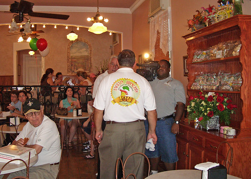 Angelo Brocato's Reopens: The Media Frenzy
