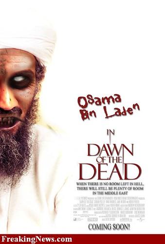 osama bin laden dead. Osama Bin Laden Dead