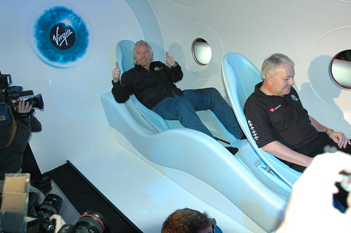 dispatches from the final frontier spaceshiptwo interior