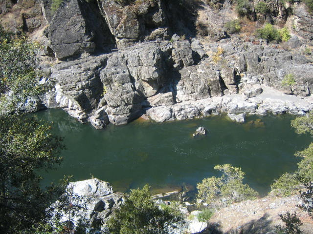 Rogue River from on High