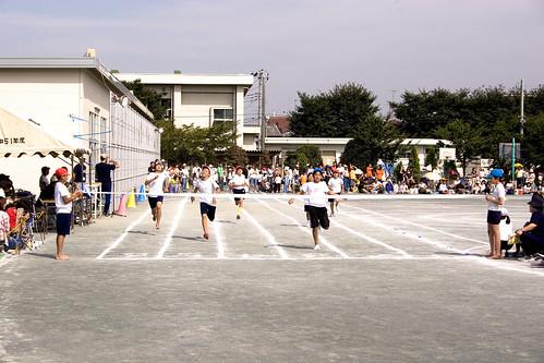 Mizuho Yon-Sho Sports Day