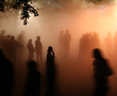 Nuit Blanche - Lost in the Fog