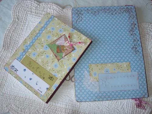 Cuadernos M contraportada