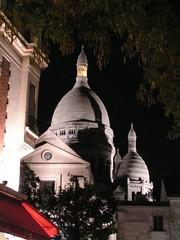 Nuit blanche - Montmartre