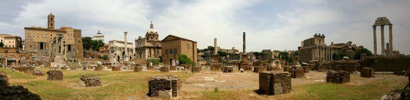 Basilica Giulia (Julia) - Roman Forum
