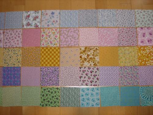 Fabric squares (1)