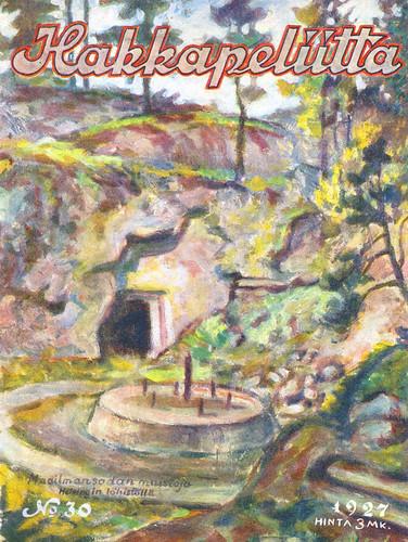 Hakkapeliitta n:o 30 (1927)