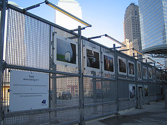 Nova Iorque - Outubro 06 - Groud Zero