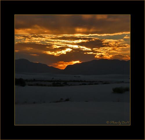 WhiteSand sunset Square A