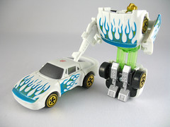 Car Robots Super Spychanger Artfire
