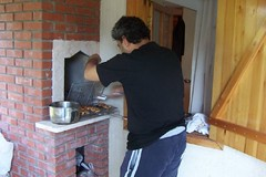 ali cooking