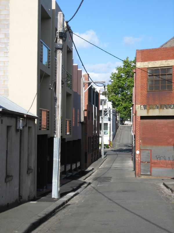 Avebury Street North Melbourne