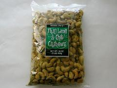 Thai Lime & Chili Cashews