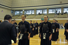16th All Japan KENDO 8-DAN Tournament_549
