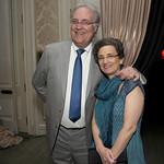 Trustee Michael Petersen and Laurie Petersen