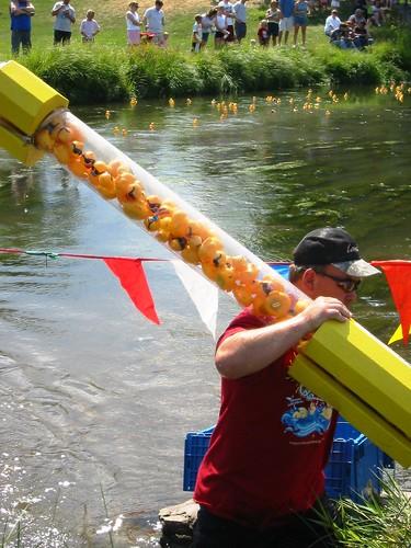 Duck tube