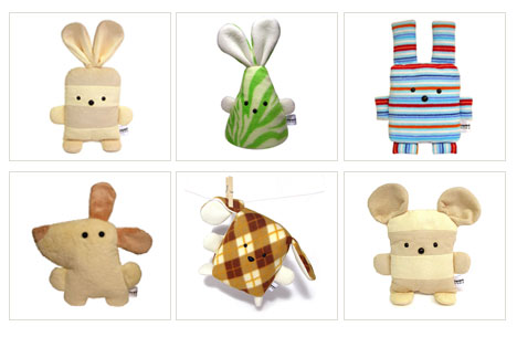 mymimi stuffed toys