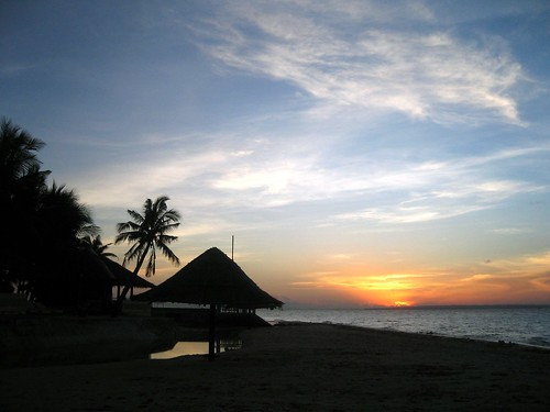Sunrise at Bantayan Island