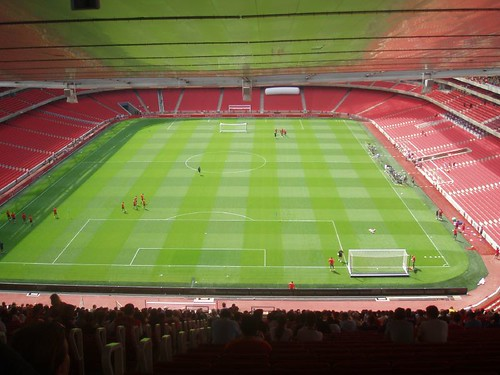 Emirates: Top of the Stand