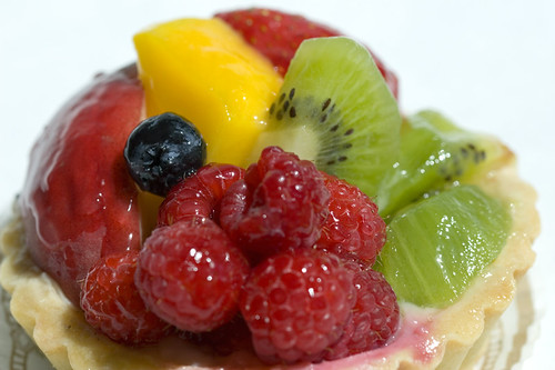 fruit tart - 1