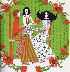 Dinner Illustration