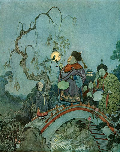 Edmund Dulac, Nightingale Bridge