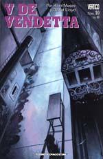 V de Vendetta #10