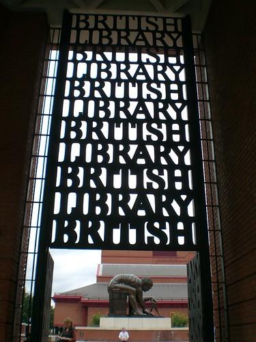 BritishLibraryEntrance